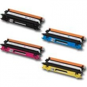 Brother TN-135BK, TN-135C, TN-135M, TN-135Y Toner-Set kompatibel