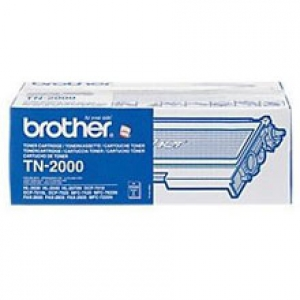 Original Brother TN-2000 Tonerkartusche