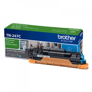 Brother TN-247C Toner cyan XL