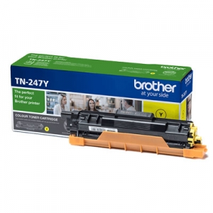 Brother TN-247Y Toner yellow XL