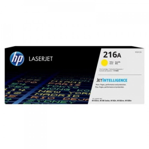 Original HP 216A Toner W2412A yellow