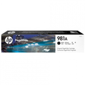 Original HP J3M71A / 981A Druckerpatrone black
