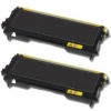 Brother TN-2120 / TN-2110 Toner kompatibel XL Doppelpack