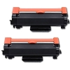 Alternativ zu Brother TN-2420 Toner Doppelpack black XL