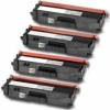 Brother TN-900BK, TN-900C, TN-900M, TN-900Y Toner Spar-Set kompa