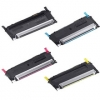 Dell 593-10493 / 593-10494 / 593-10495 / 593-10496 Toner SET kompatibel