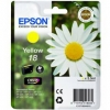 Epson C13T18044010 / 18 Druckerpatrone Original yellow