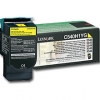 Lexmark C540H1YG Toner original yellow return