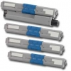 OKI 44973536, 44973535, 44973534, 44973533 kompatibles Toner Spa