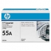 Original HP CE255A / 55A Toner black