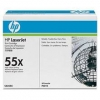 Original HP CE255X / 55X Toner black XL