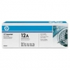 Original HP Q2612A Toner black