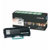 Original Lexmark E260A11E Toner black return