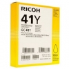 Original Ricoh 405764 / GC-41Y Gelkartusche yellow XL
